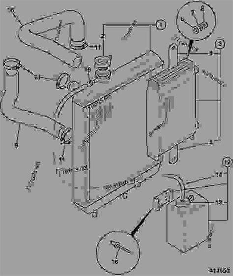 radiator hoses construction jcb   minimidi excavator  engine
