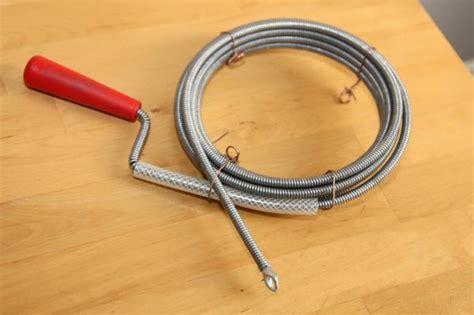 Mit Spirale Reinigen noch eine anleitung zum rohrreinigen frag vati