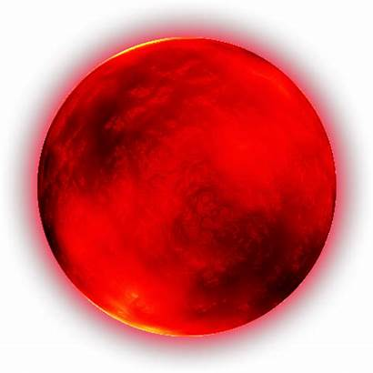 Moon Blood Circle Clip Pngio Sticker Redmoon