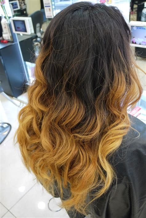 natural ombre hair hairstylo