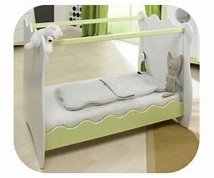 lit bebe sans barreaux With chambre bébé design avec matelas anti douleur dos