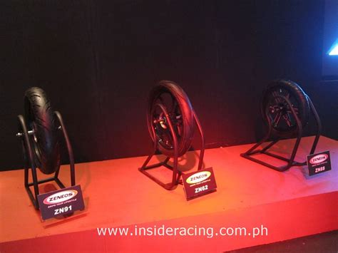 luxuriant phil marketing launches zeneos tires insideracing