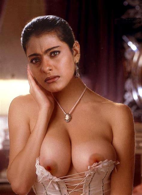 Hot Indian Actress Kajol Nude Pics Exposed