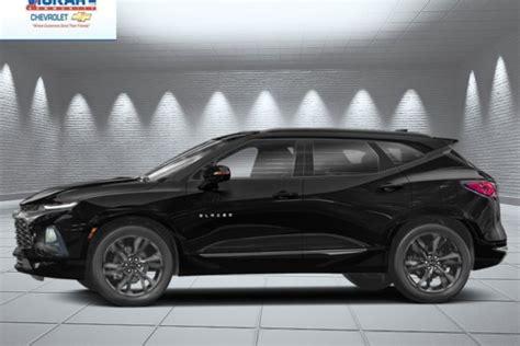 New Chevrolet Blazer Black For Sale