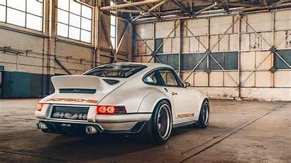 Singer Porsche Dls 911 Williams Reimagined Wallpapers