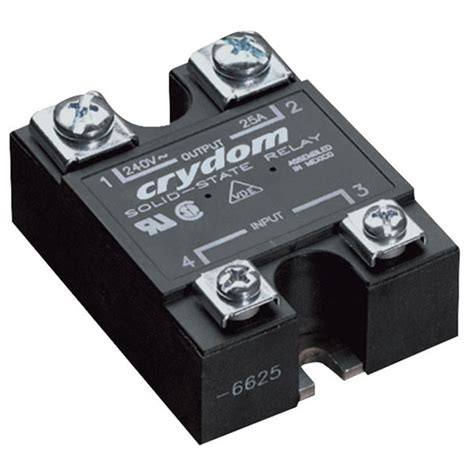 Crydom Solid State Relay Vdc Rapid Online