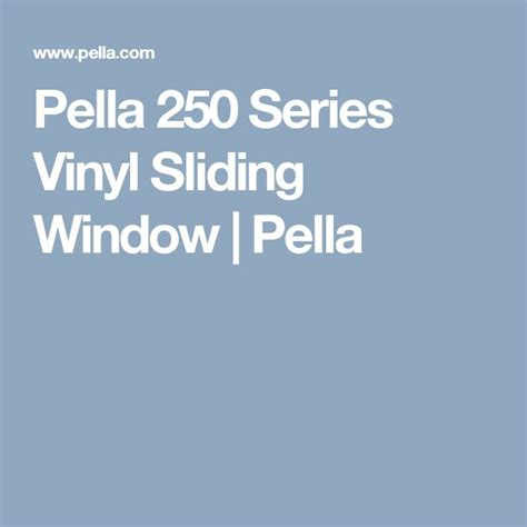 pella  series vinyl sliding window pella single hung windows sliding windows pella
