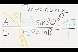 Miete Berechnen : video winkel zum einfallslot bei der lichtbrechung berechnen so geht 39 s ~ Themetempest.com Abrechnung