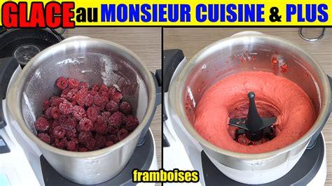 Glace Monsieur Cuisine Plus Lidl Silvercrest Thermomix