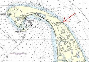 Cape Nautical Chart Highland Light Truro 39 S Outer Beacon Boston Harbor