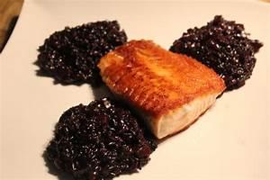 Schwarzer Reis Rezept : schwarzer risotto aus venere reis von manugro ~ Frokenaadalensverden.com Haus und Dekorationen