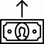 Cash Icon Finance Money Cashout Currency Onlinewebfonts