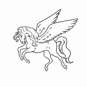 296 dessins de coloriage cheval a imprimer sur laguerche With couleur froides et chaudes 16 animaux imaginaires