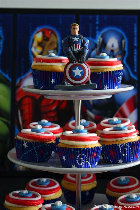 avengers birthday party  ashley  company