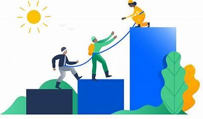 Team Clipart Project Management Complex Projects Goals