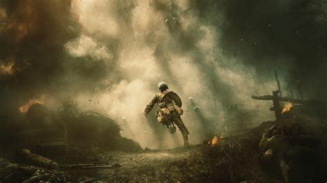 Hacksaw Ridge 2016 Movie Wallpapers