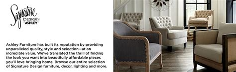Ashley furniture offers a fully integrated product line that takes the guesswork out of furnishing your home. Amazon.com: Signature Design by Ashley - Clarinda Accent Chair - Wingback - Modern - Cream ...