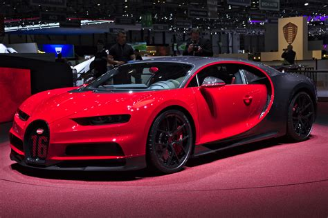 The chiron is the fastest, most powerful, and exclusive production super sports car in bugatti's history. Bugatti Chiron - Wikiwand