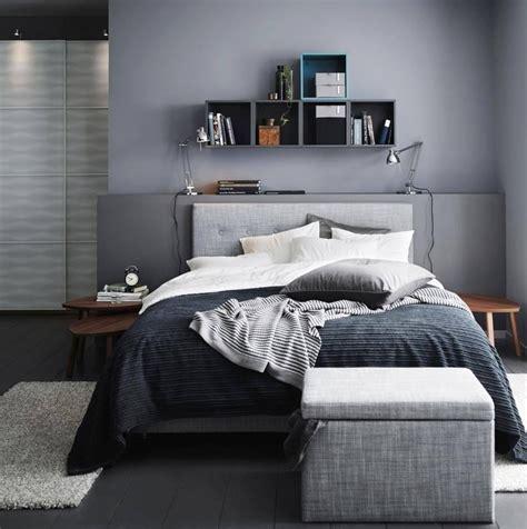 schlafzimmer einrichten ideen grau wandfarbe grau wohnen und einrichten mit der trendfarbe