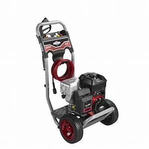 Briggs  U0026 Stratton 3000 Psi  2 7 Gpm Powered Pressure Washer 50 States - Lawn  U0026 Garden