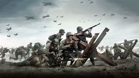 call  duty world war ii ruin gaming