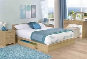 Déco Chambre Cosy : adopter une d co chambre qui n 39 a pas peur des couleurs ~ Melissatoandfro.com Idées de Décoration
