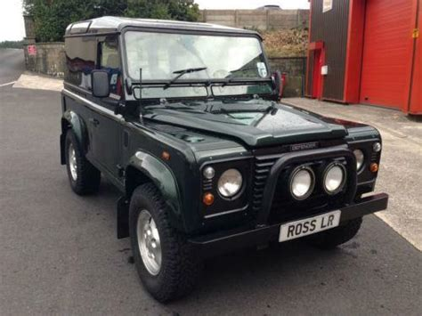 Land Rover Defender 90 County