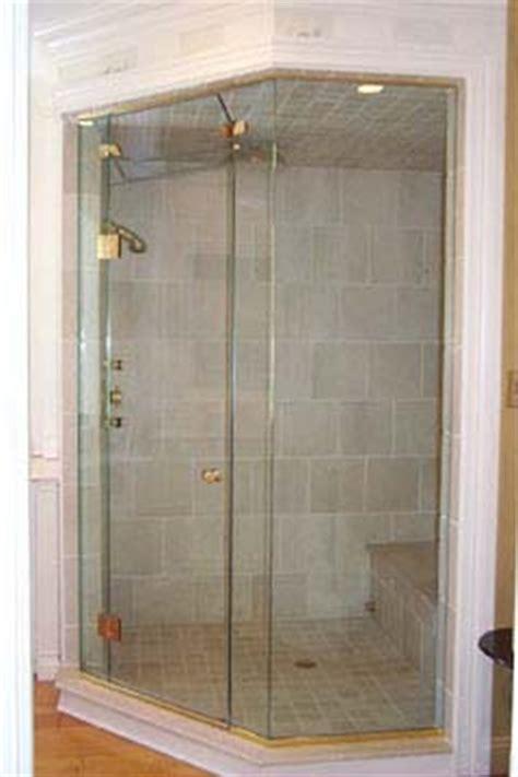 steam shower door gallery