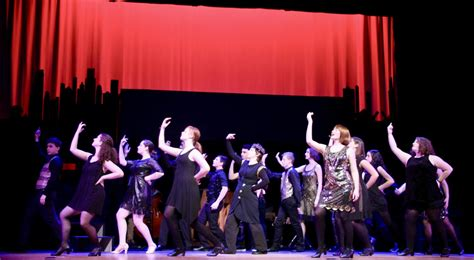 In the music technology certificate program, you'll study digital soundtrack, commercial music, keyboarding, music theory, piano and music history. A preview of the upcoming high school production, Chicago - The Lion's Tale