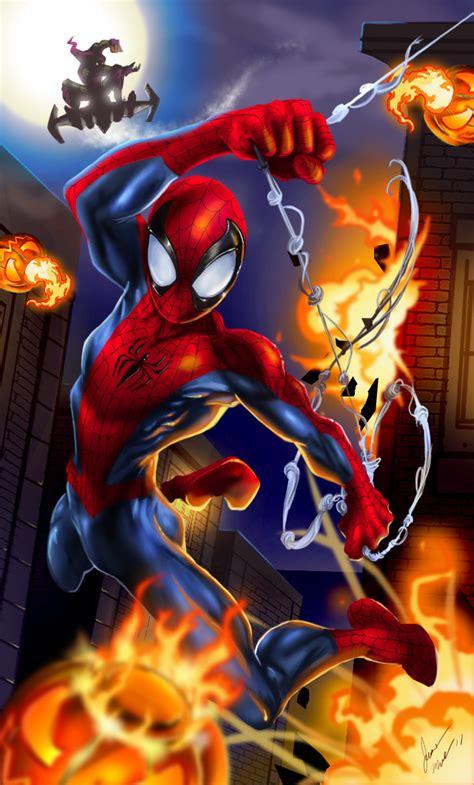 Spiderman Fan Art By Jacobtm92 On Deviantart