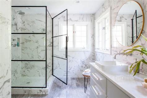 gray modern bathroom vanity  white quartz countertop
