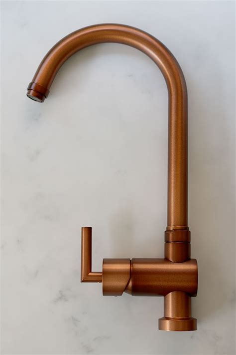 Copper Faucet Kitchen by Best 25 Copper Kitchen Faucets Ideas On