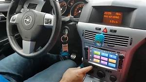 Radio Opel Astra H : radio navegador opel astra h con android 6 0 youtube ~ Jslefanu.com Haus und Dekorationen