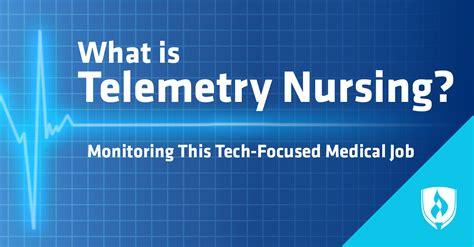 telemetry nursing monitoring  tech focused