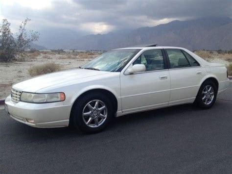 Sell Used Cadillac Seville Sts Sedan Door