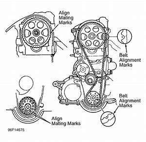 1988 Daihatsu Charade Serpentine Belt Routing And Timing