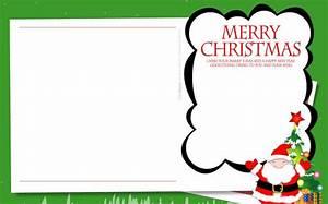 Christmas Card Templates  Free Christmas Card Templates