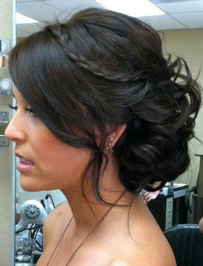 curly hair styles for homecoming sade g 252 nl 252 k topuz modelleri 9374
