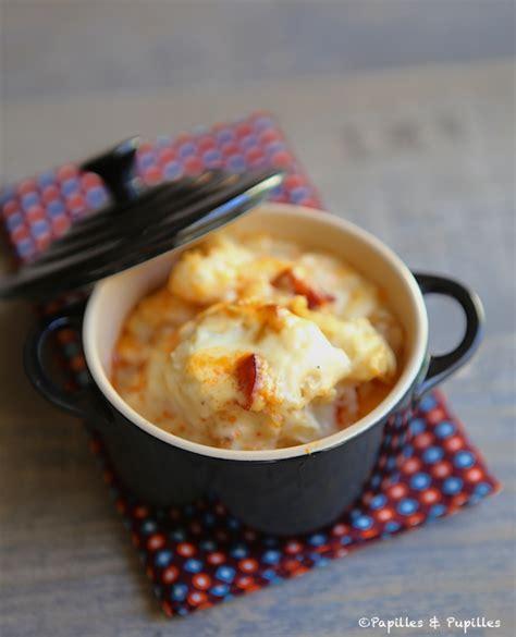 cuisiner saumonette velout chou fleur chorizo amazing celle qui faisaituune