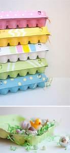 DIY: Painted Egg Cartons Julep