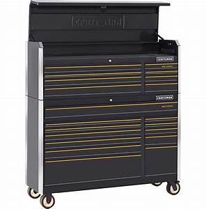 Of Course the New Craftsman Storage Cabinets Include
