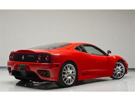 21 for sale starting at $74,900. 2004 Ferrari 360 Challenge Stradale for sale in Nashville ...