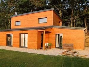 maison bois avantages et inconvenients With maison ossature bois inconvenients