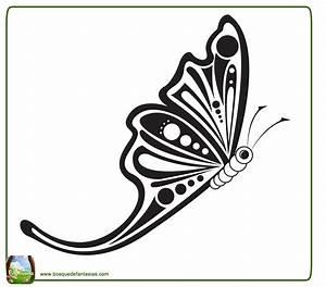99 DIBUJOS DE MARIPOSAS ® Mariposas para colorear infantiles