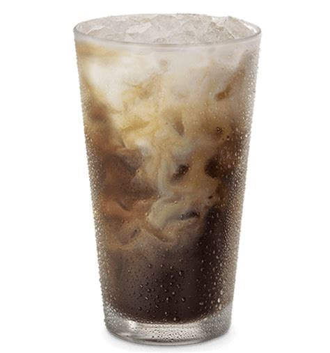 Pour the coffee immediately into your iced coffee cup. Chick-fil-A Vanilla Iced Coffee Nutrition Facts
