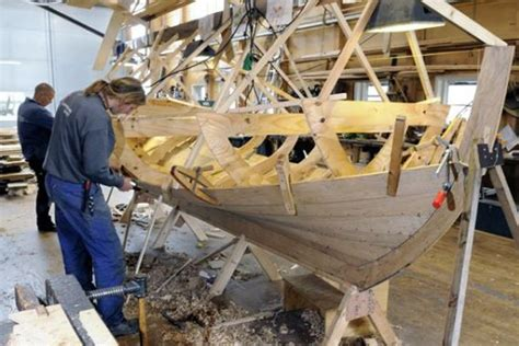 Viking Longboat Bed by A Viking Ship Viking Ship Museum