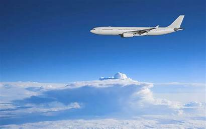Sky Airplane Flying Passenger Wallpapers Aircraft