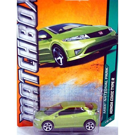 matchbox honda matchbox honda civic type r global diecast direct