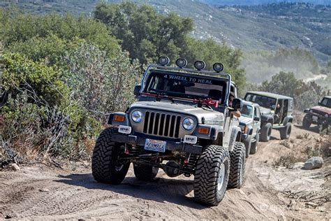 Offroad : 4 Wheel To Heal Brings Off-road Therapy