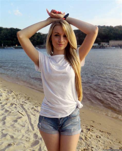 Teens Ukraine Sexy Nipple